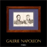 Mariscal del Imperio y General de Napoleón - Poret de Morvan - Friant