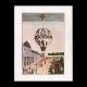 DETAILS 05 | Hot-air Balloon - Airship - Dirigible - Paris - Champ-de-Mars - Mme Blanchard  (1810)