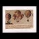 DETAILS 05   Hot-air Balloon - Airship - Dirigible - Harris - Dupuis Delcourt - Green (1824-1836)