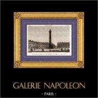 View of Paris - Place Vendôme