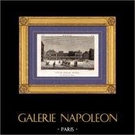 Gezicht op Parijs - Palais Royal