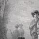 DÉTAILS 01   Fables de La Fontaine - Daphnis et Alcimadure (Gustave Doré)