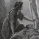 DÉTAILS 03   Fables de La Fontaine - Daphnis et Alcimadure (Gustave Doré)