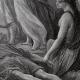 DÉTAILS 04   Fables de La Fontaine - Daphnis et Alcimadure (Gustave Doré)