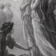 DÉTAILS 05   Fables de La Fontaine - Daphnis et Alcimadure (Gustave Doré)