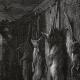 DÉTAILS 02   Fables de La Fontaine - Le Renard Anglois (Gustave Doré)