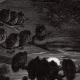 DÉTAILS 02   Fables de La Fontaine - Le Renard et les Poulets d'Inde (Gustave Doré)