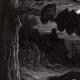 DÉTAILS 05   Fables de La Fontaine - Le Renard et les Poulets d'Inde (Gustave Doré)