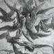 DÉTAILS 01 | Fables de La Fontaine - Les Vautours et les Pigeons (Gustave Doré)