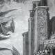 DÉTAILS 02 | Fables de La Fontaine - Les Vautours et les Pigeons (Gustave Doré)