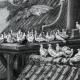 DÉTAILS 04 | Fables de La Fontaine - Les Vautours et les Pigeons (Gustave Doré)