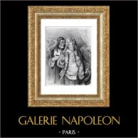 Fables of La Fontaine - The Doctors (Gustave Doré)