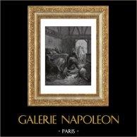 Bajki z la Fontaine - oko Mistrza (Gustave Doré)