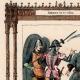 DÉTAILS 01 | Modes et Costumes Français - 14ème Siècle - XIVème Siècle - Soldat - Arbalète - Voulgier - Paysan