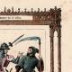 DÉTAILS 02 | Modes et Costumes Français - 14ème Siècle - XIVème Siècle - Soldat - Arbalète - Voulgier - Paysan