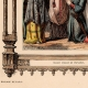 DÉTAILS 03 | Modes et Costumes Français - 12ème Siècle - XIIème Siècle - Chevalier