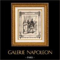 Franse mode en kostuums - 8 - VIIIe en 9e - negende eeuw - Adel