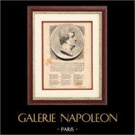 Révolution Française - La Marseillaise - Portrait de Rouget de Lisle