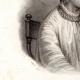 DETALLES 02 | Retrato de Gregorio de Tours (539-594)