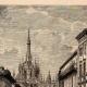 DÉTAILS 04   Vue de Gênes (Italie) - Ligurie
