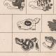 DÉTAILS 01   Mexique - Almanach Aztèque - Mexica - Hiéroglyphes