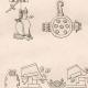DETAILS 02 | Mexico - Montezuma - Moctezuma - Aztec - Hieroglyphs