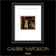 Oper - La Loge (Auguste Renoir) | Original heliogravüre nach Auguste Renoir. 1944