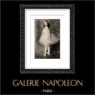 Dançarina - Balé (Auguste Renoir)