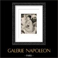 Desnudo Femenino - Anna (Auguste Renoir)