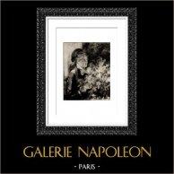 Femme aux Lilas (Auguste Renoir)