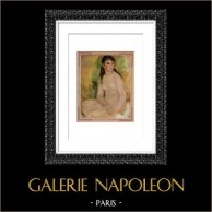 Desnudo Femenino (Auguste Renoir)