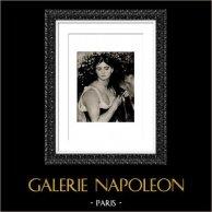 Retrato - La Natte (Auguste Renoir)