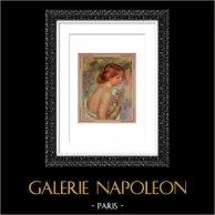 Desnudo Femenino - Buste de Femme (Auguste Renoir)