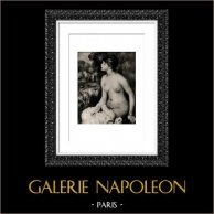 Desnudo Femenino - Erotica - Curiosa - Baigneuse (Auguste Renoir)