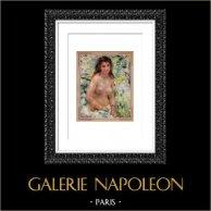 Desnudo Femenino - Femme Nue en Plein Air (Auguste Renoir)