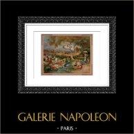Les Lavandières (Auguste Renoir)