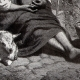 DÉTAILS 02   Petite Mendiante à Rome (Italie)