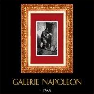 Rome - Musical Instruments - Zampognaro (Italy)