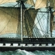 DETAILS 02 | Boat - Vassel - Sailboats - The Dutch Float in the Mediterranean - Leader Squadron - Dutch Frigate with 40 Cannons