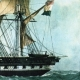 DETAILS 03 | Boat - Vassel - Sailboats - The Dutch Float in the Mediterranean - Leader Squadron - Dutch Frigate with 40 Cannons