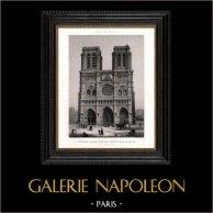 Notre-Dame de Parijs (Frankrijk)