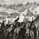 DÉTAILS 04   Révolution française - 1795 - Guerre de Vendée - Pacification de la Vendée par le Général Lazare Hoche - Victoire Républicaine