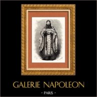 Rusia - Retrato de un Pope - Sacerdote Ortodoxo