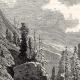 DÉTAILS 01   Vue des Gorges de la Via Mala (Suisse) - Canton des Grisons