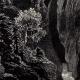 DÉTAILS 04   Vue des Gorges de la Via Mala (Suisse) - Canton des Grisons