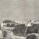 DÉTAILS 01 | Vue de Biskra (Algérie) - Afrique - Zibans - Oasis - Archéologie