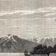 DÉTAILS 03 | Vue du Fleuve Yukon (Amérique du Nord) - Campement d'Amérindiens - Indiens d'Amérique - Gwich'in