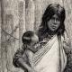 DÉTAILS 01   Sud Amérindiens - Indiens d'Amérique - Indigènes - Amérique du Sud