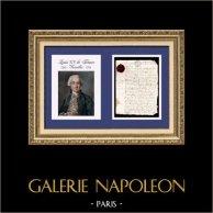 Document Historique - Règne de Louis XV de France - 1769 - Louis XV, Roi de France et de Navarre