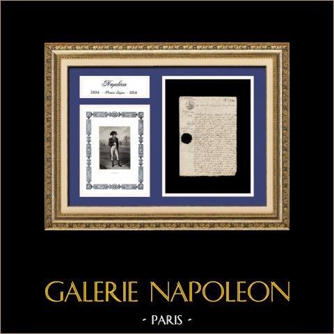 Dokument Historyczny - Panowanie Napoleona i Francji - 1808 - Hiszpańska Wojna o Niepodległość |